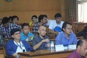 Suasana peserta diskusi FAA PPMI