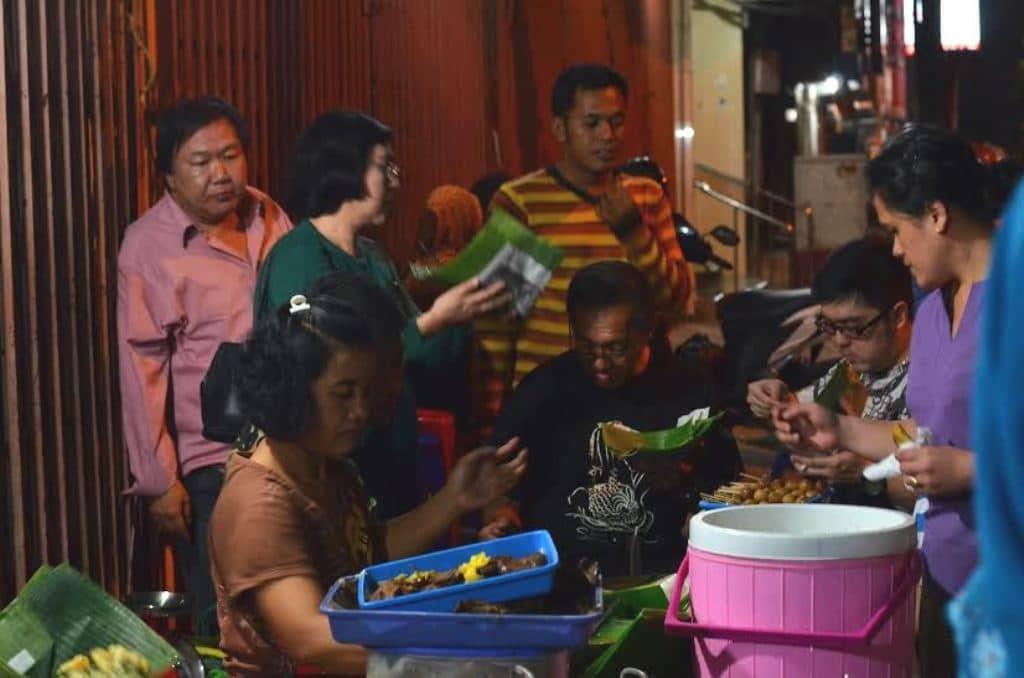 Pecel Mbah Surip, Semarang. Foto: Ecka
