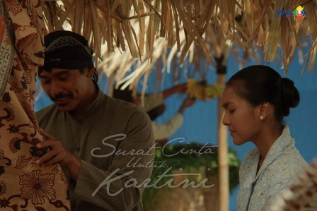 Adegan film Surat Cinta untuk Kartini