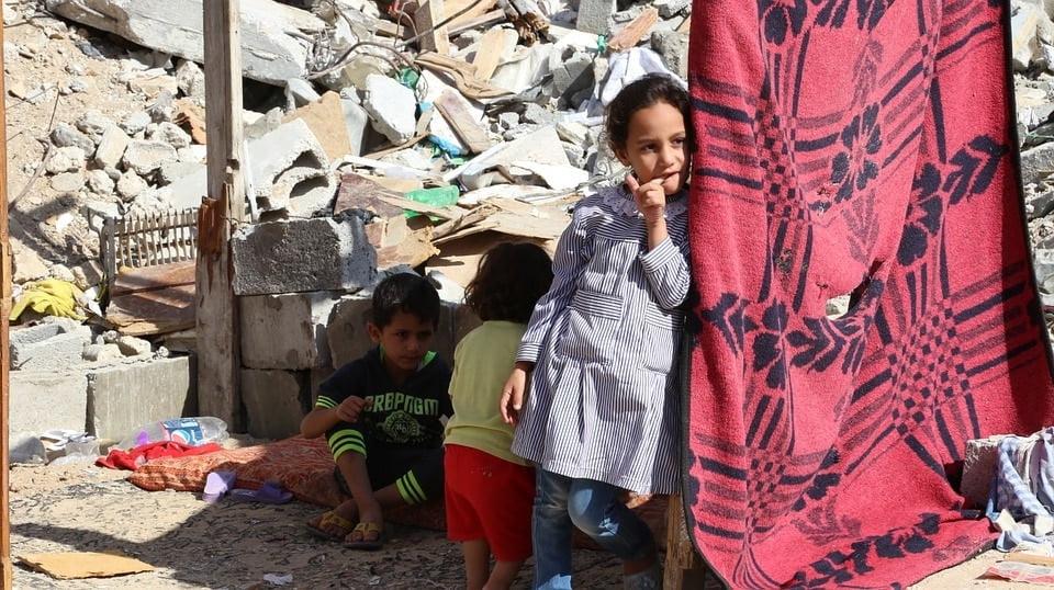 Palestina jalur gaza pada tahun 2015 beit hanoun