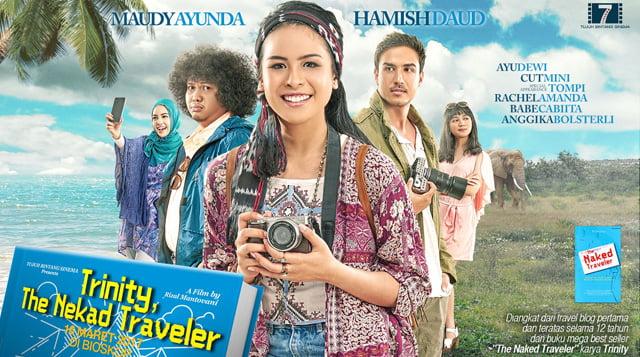 The Nekad Traveller Dilema Seorang Pelancong